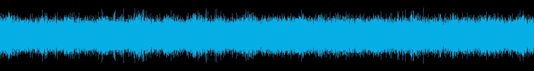(ビュー)強風_吹雪_台風_ループ_03の再生済みの波形