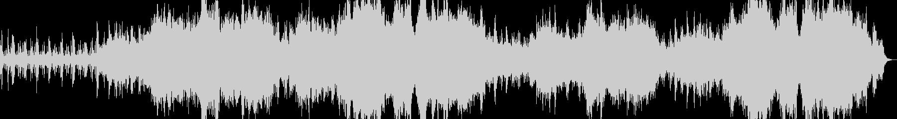可愛らしく明るい曲3(CM・VLOG)の未再生の波形