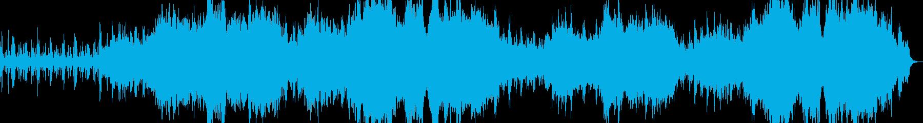 可愛らしく明るい曲3(CM・VLOG)の再生済みの波形