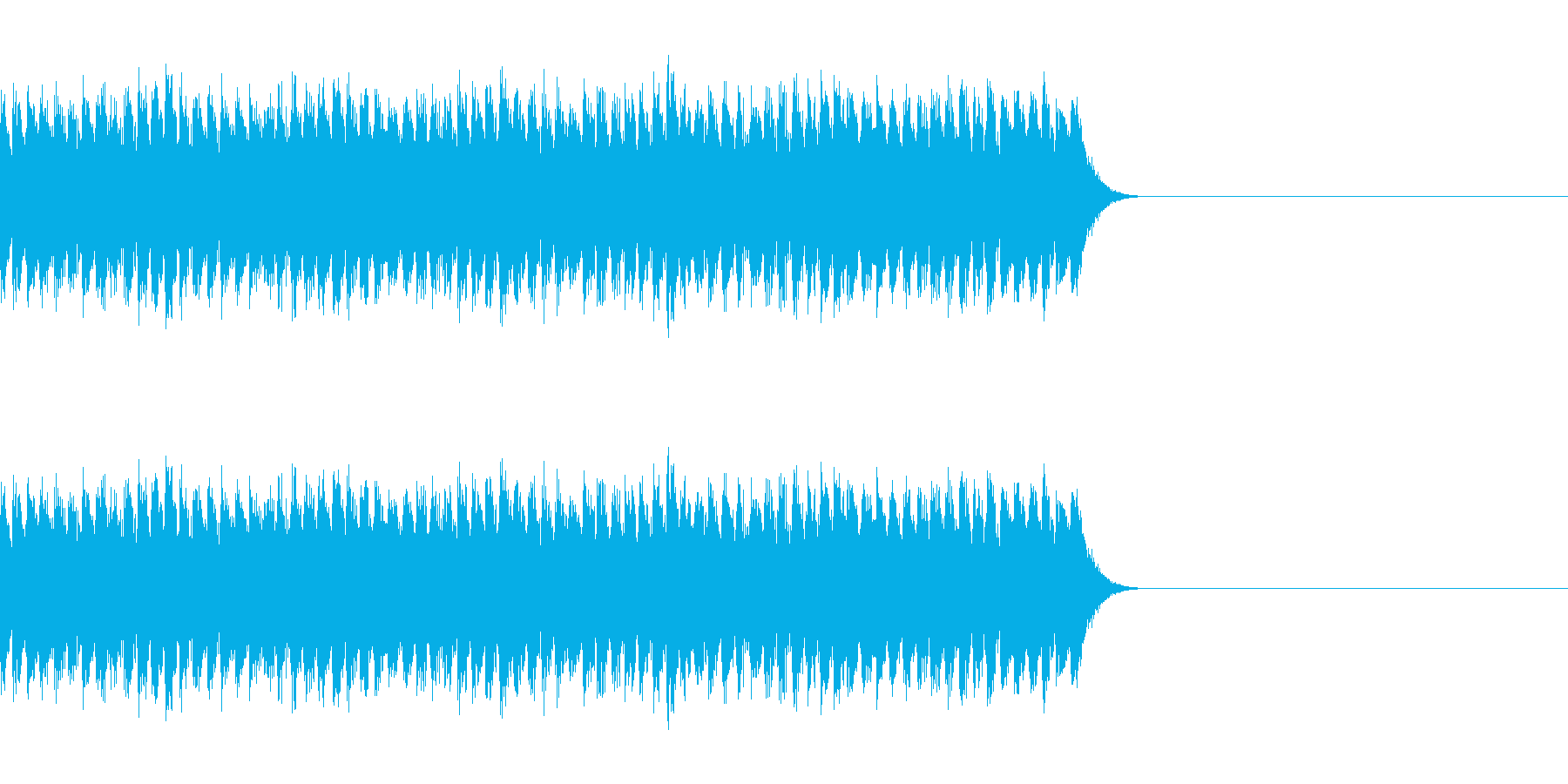 点数計算(ババババ。パチンコ風)の再生済みの波形