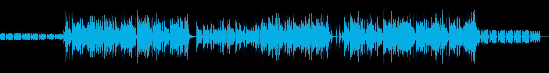 メイン抜 格好いいFuture Bassの再生済みの波形