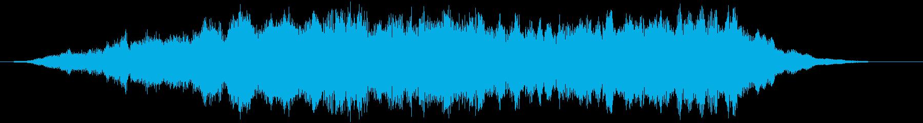 【ダーク】シーン_40 不穏の再生済みの波形