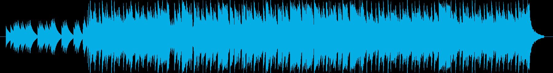 恋愛シミュレーションゲームのBGMにい…の再生済みの波形