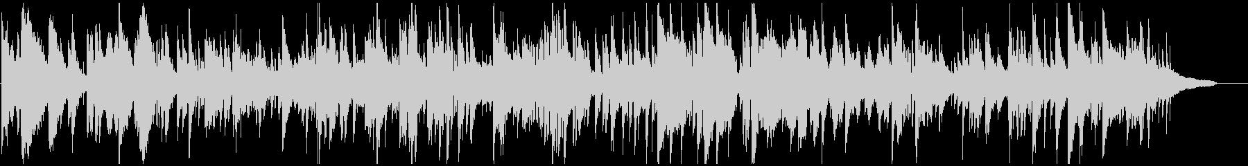 妖しい音色のサスペンス系サックスバラードの未再生の波形