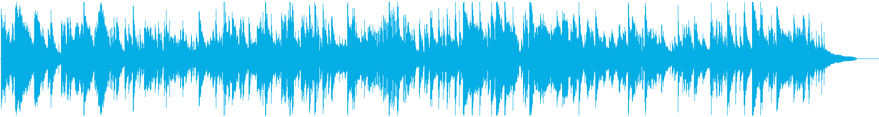 妖しい音色のサスペンス系サックスバラードの再生済みの波形