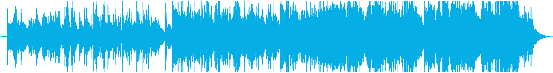 生演奏・チェロとピアノの切ないバラードの再生済みの波形