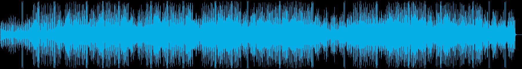 フレッシュ_軽快_奇妙_アシッドハウスの再生済みの波形