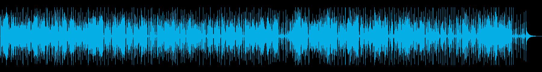 エレピがお洒落なスムースジャズバラードの再生済みの波形