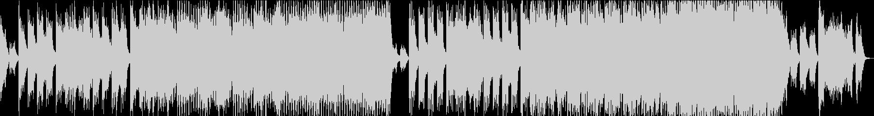 現代の交響曲 積極的 焦り 神経質...の未再生の波形