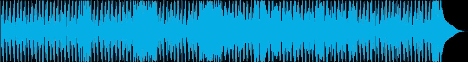 ソウルファンキーなんの再生済みの波形