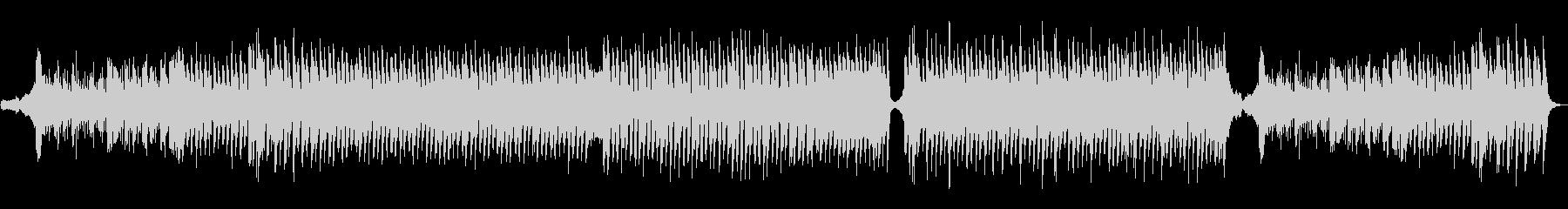 明るく華やかポップオーケストラ:低い弦の未再生の波形