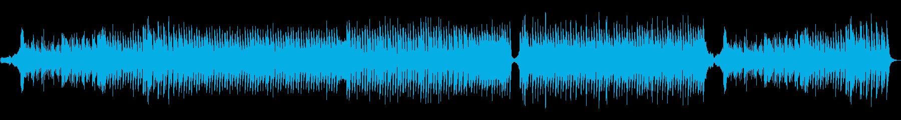 明るく華やかポップオーケストラ:低い弦の再生済みの波形