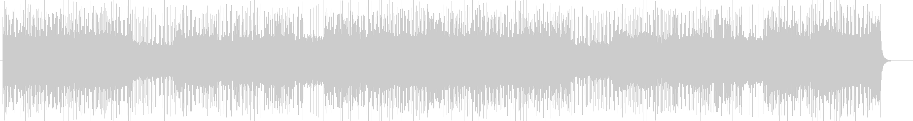 「HR/HM」「ROCK」BGM267の未再生の波形