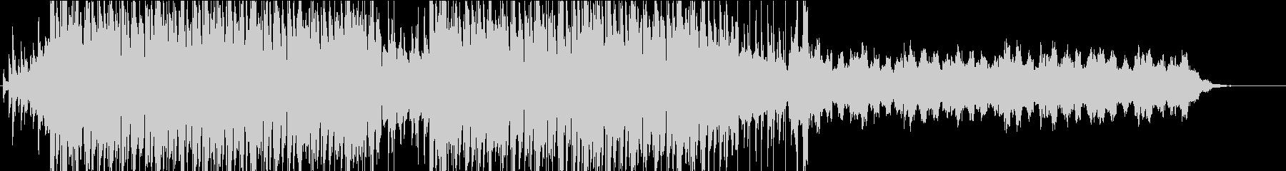 南国リゾ~ト!耳に残るトロピカルハウス③の未再生の波形