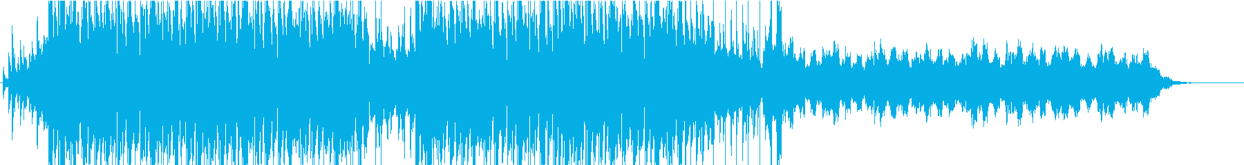 南国リゾ~ト!耳に残るトロピカルハウス③の再生済みの波形