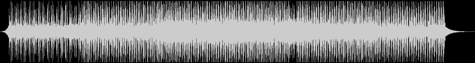 ハッピーアップビート(ミディアム)の未再生の波形