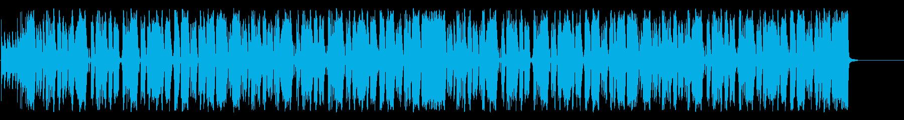 企業VP・Future Bass  dの再生済みの波形