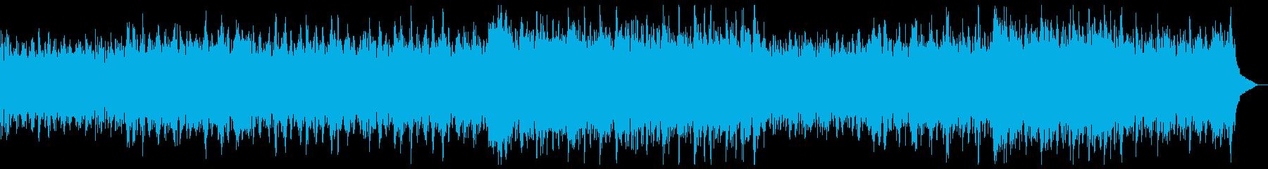 デジタル技術・知的ピアノ:打楽器抜きの再生済みの波形