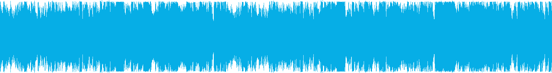 映画・夏のビーチ・男性ボーカルレゲエの再生済みの波形