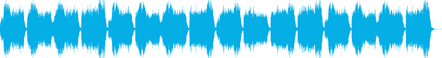 重々しく悲愴的な弦楽合奏の再生済みの波形