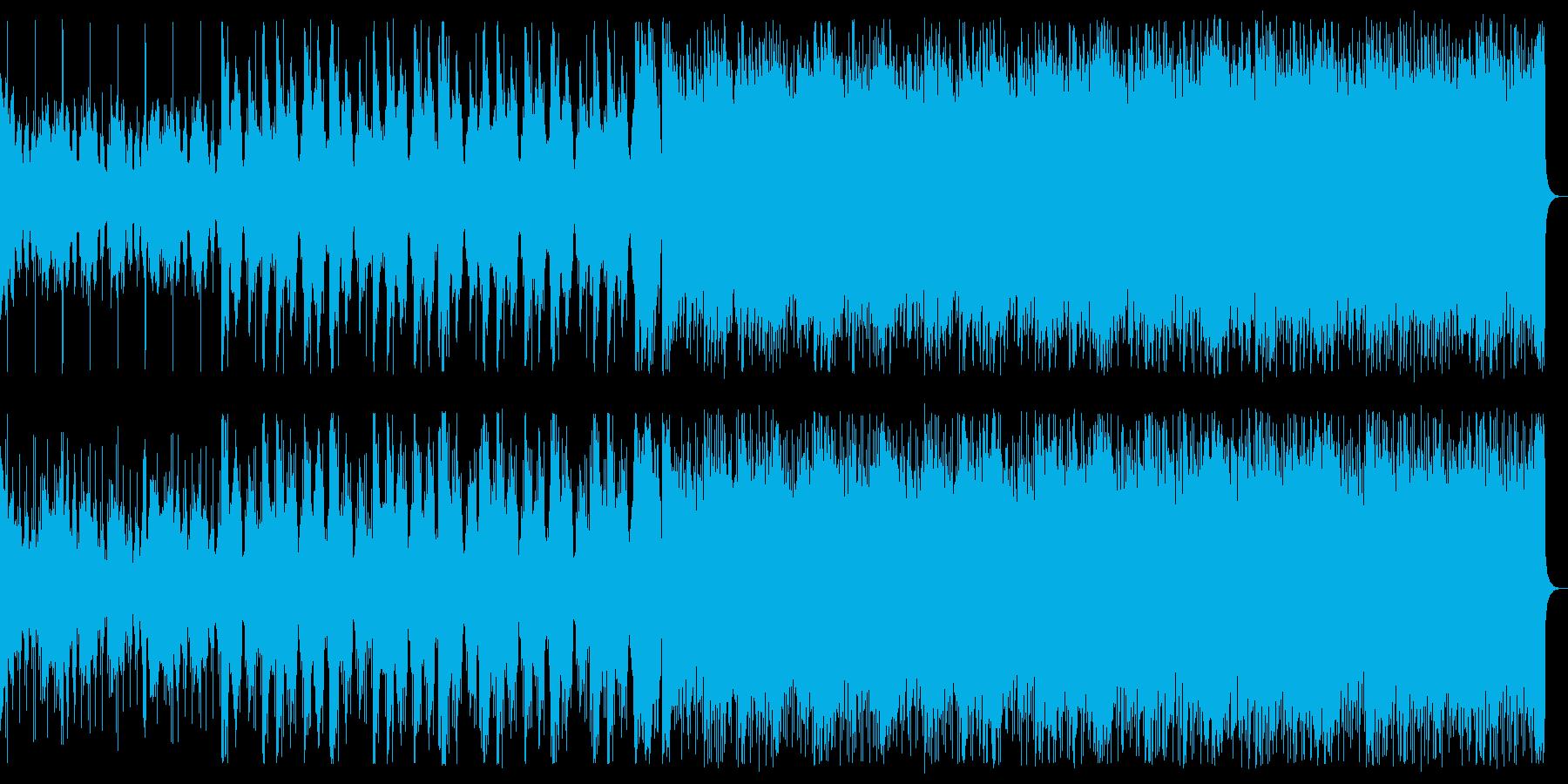 レトロ/エレクトロ_No591_3の再生済みの波形