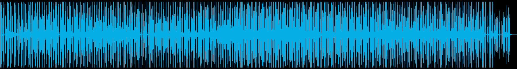 スローテンポ、ムーディーなドラムル...の再生済みの波形