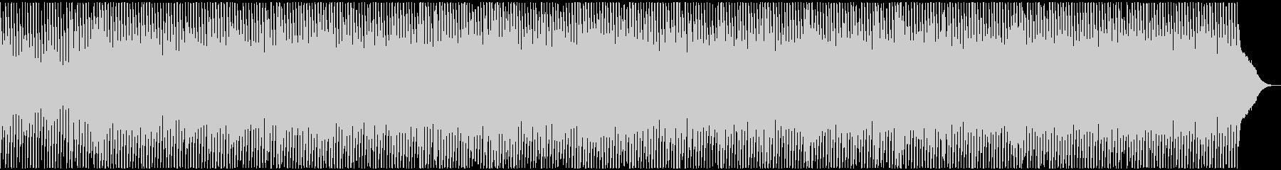 マリンバとウクレレが可愛いポップスBGMの未再生の波形