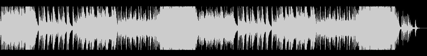 切ない雰囲気のオーケストラバラードの未再生の波形
