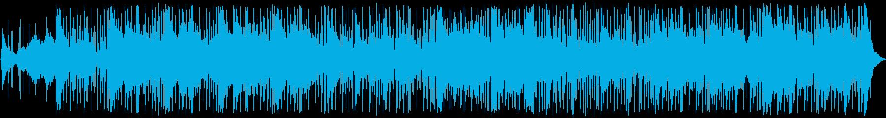 動画 感情的 静か エスニック 希...の再生済みの波形