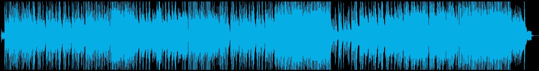 ゆったり艶やか和風曲 和を感じる別verの再生済みの波形