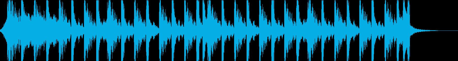 ポップ テクノ 民謡 コーポレート...の再生済みの波形