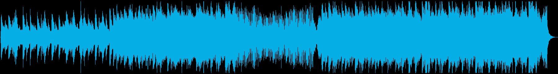 【ボーカルなし】式典や結婚式 バラードの再生済みの波形