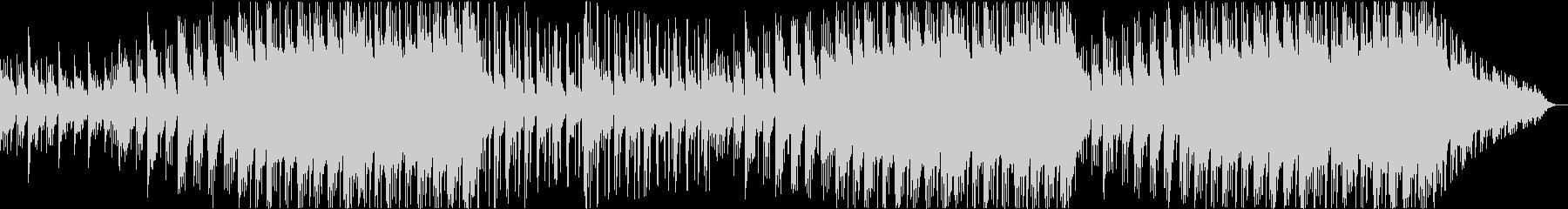 ドラム音量を下げたバージョンの未再生の波形