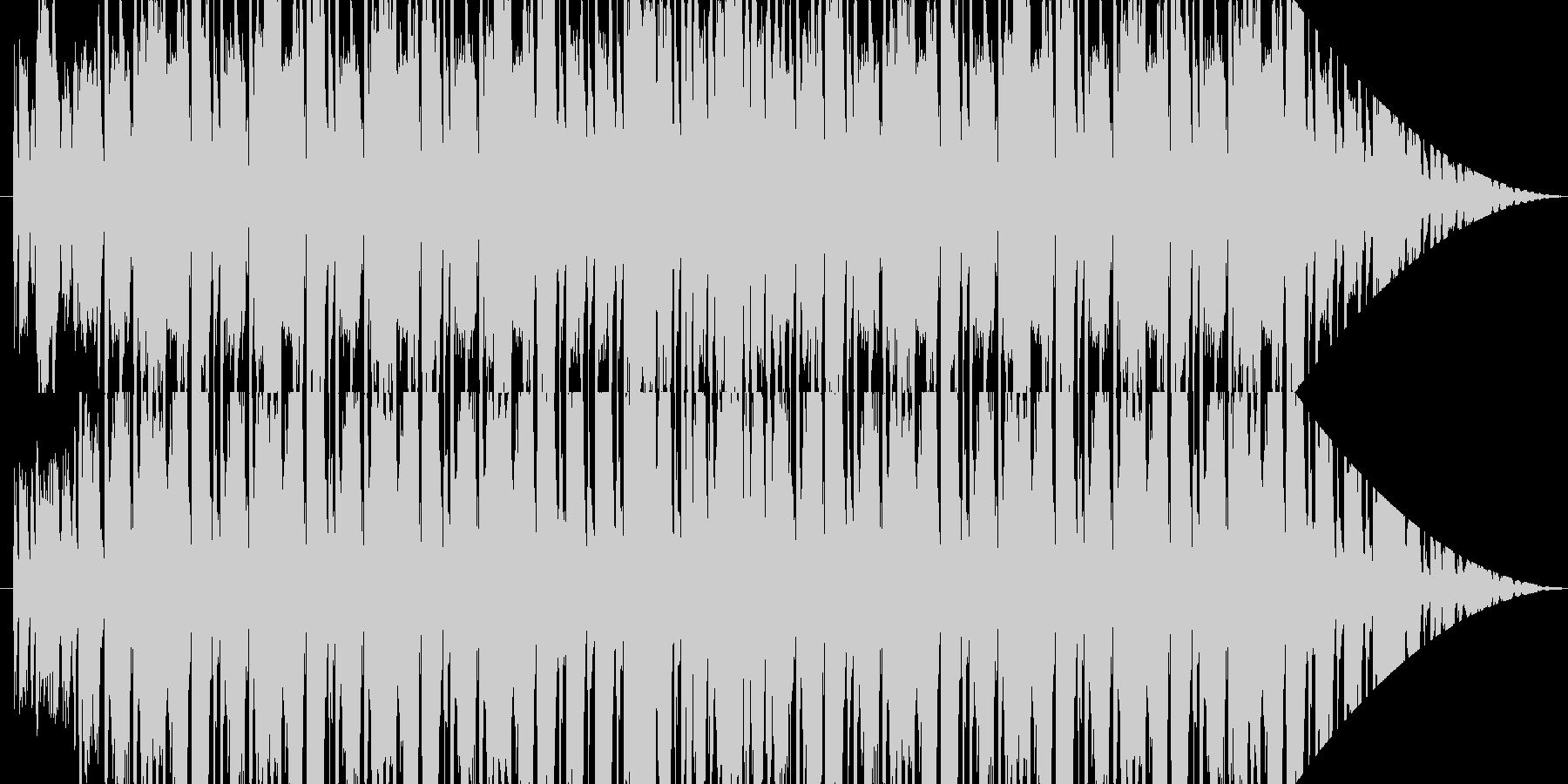 まぬけな海賊ドワーフの未再生の波形