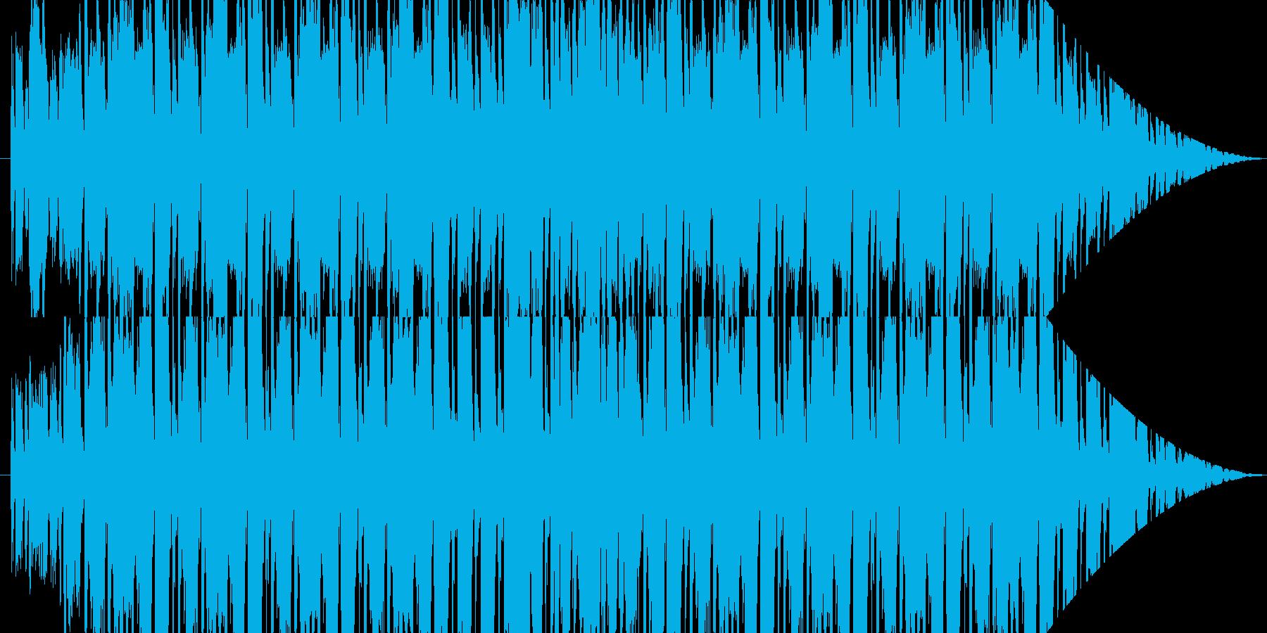 まぬけな海賊ドワーフの再生済みの波形