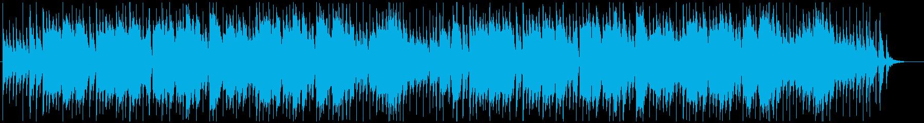 笛と琴の小粋な和風曲/映像/店舗/物語の再生済みの波形