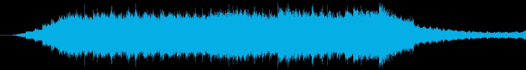 Golcondaの再生済みの波形