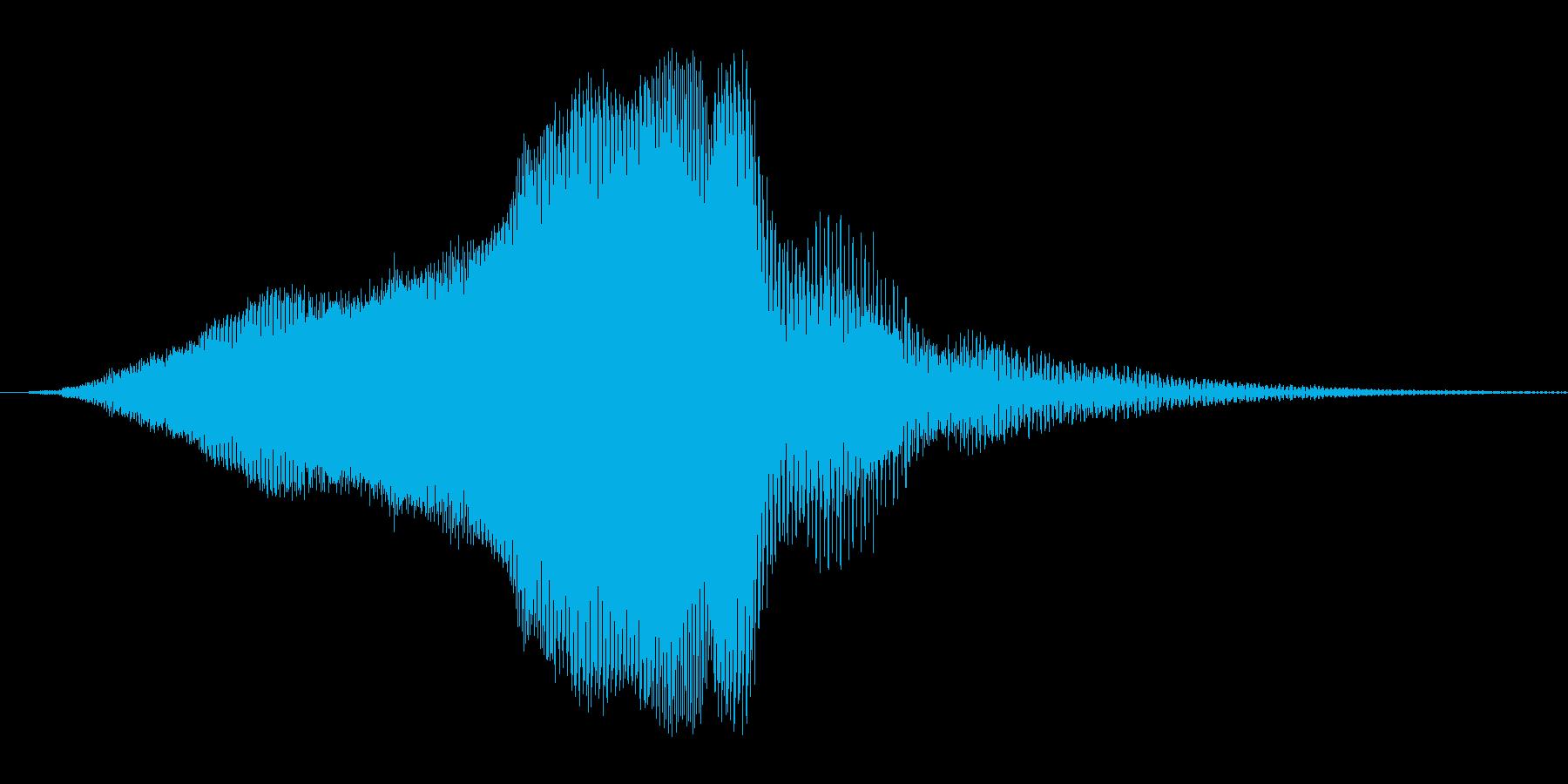 液体捕食者、シンバルスクレイプリバ...の再生済みの波形