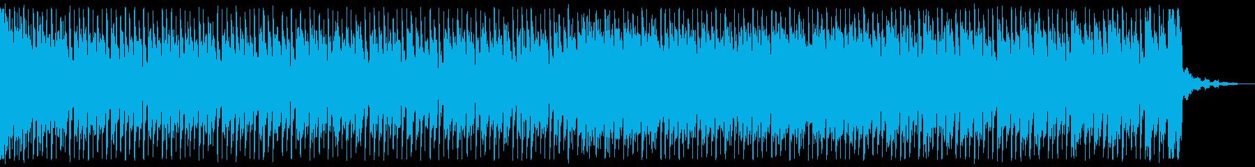 キラキラ。アパレル。ディスコ。3の再生済みの波形