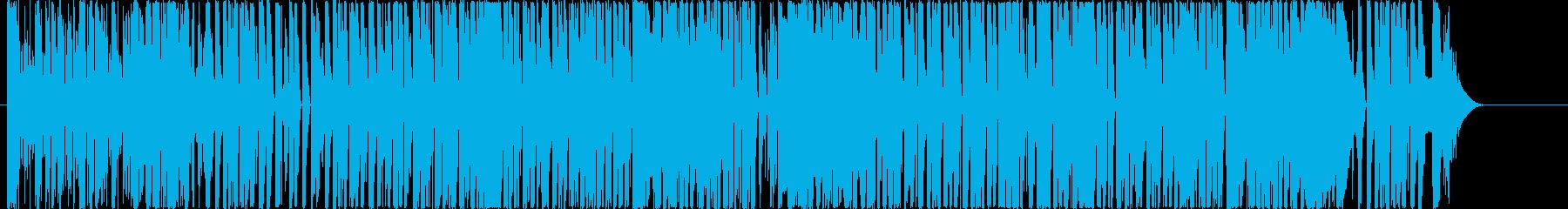 馬鹿っぽいHIPHOP ボイパ有りの再生済みの波形