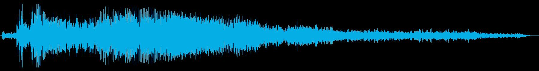 1917ダッジ:Ext:スタート、...の再生済みの波形