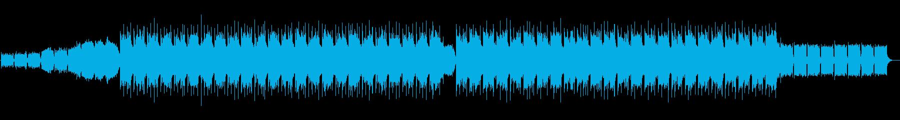 ファイティングテーマ ロングの再生済みの波形