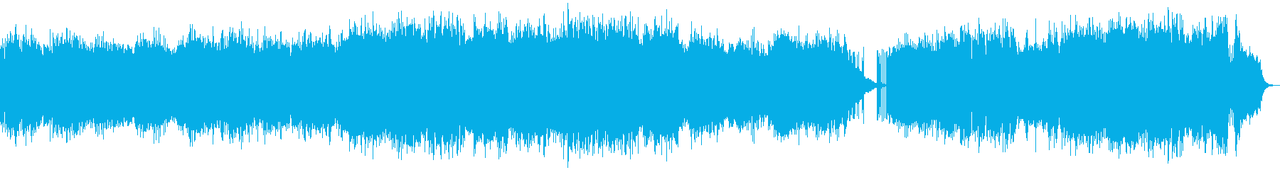 未来の技術 感情的 バラード テク...の再生済みの波形