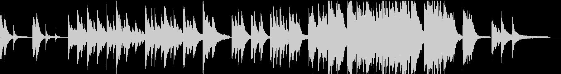 企業VP18 24bit44kHzVerの未再生の波形