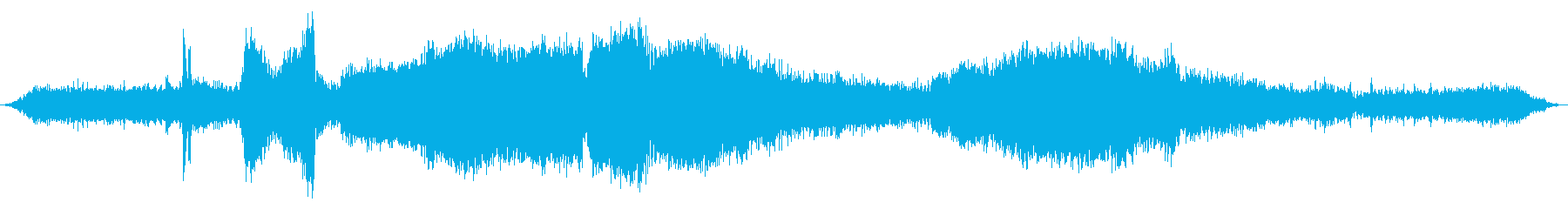 1917ダッジ:Int:アイドル、...の再生済みの波形