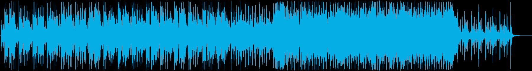 Greenbirdの再生済みの波形