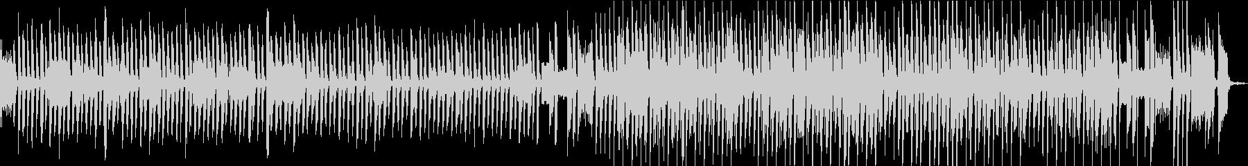 ピアノと口笛のほのぼの明るい曲 映像などの未再生の波形