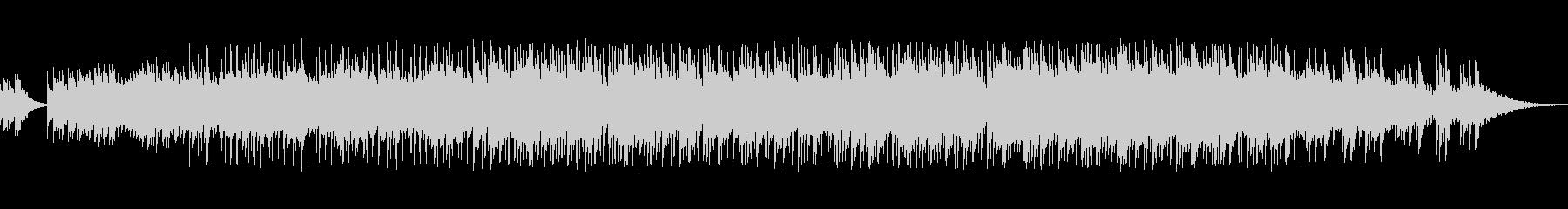 ノスタルジックムーディなハーモニカの未再生の波形