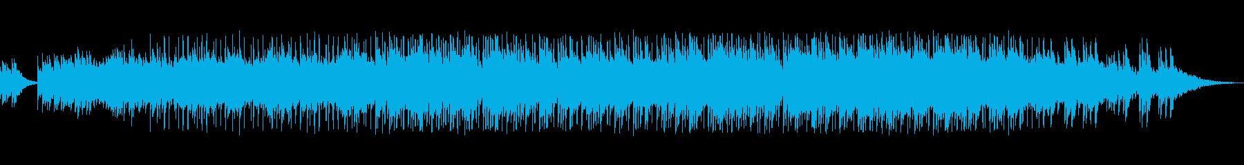 ノスタルジックムーディなハーモニカの再生済みの波形