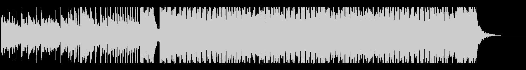 ポップで明るい、アップビートEDM!の未再生の波形